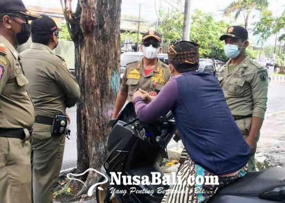 Nusabali.com - petugas-gabungan-amankan-tiga-gacong-di-nusa-dua
