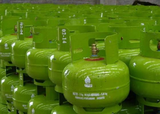 Nusabali.com - stok-lpg-3-kg-tersedia-di-buleleng