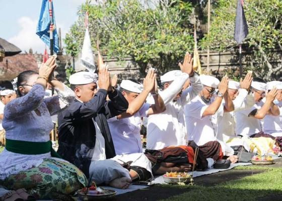 Nusabali.com - pandemi-sejumlah-daerah-urung-mabhakti-panganyar