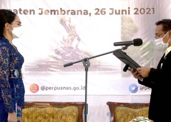 Nusabali.com - bunda-literasi-kampanyekan-gemar-membaca-bersama-gow