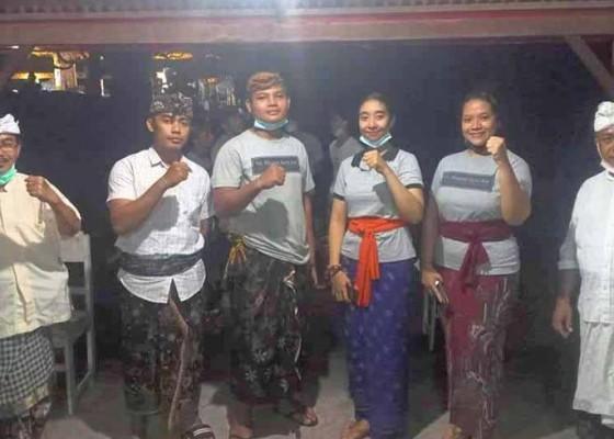Nusabali.com - st-buwana-jaya-asri-gelar-pergantian-pengurus