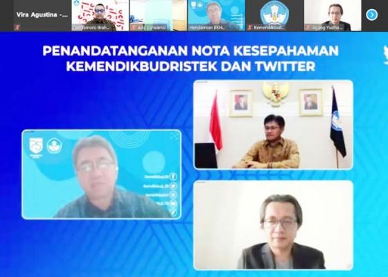 Nusabali.com - gandeng-twitter-kuatkan-literasi-medsos-pelajar-smp