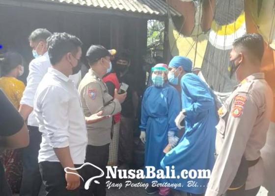 Nusabali.com - sempat-cabut-infus-di-rs-lalu-gantung-diri-di-gudang