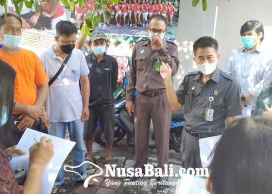 Nusabali.com - hakim-gelar-sidang-di-tanah-sengketa