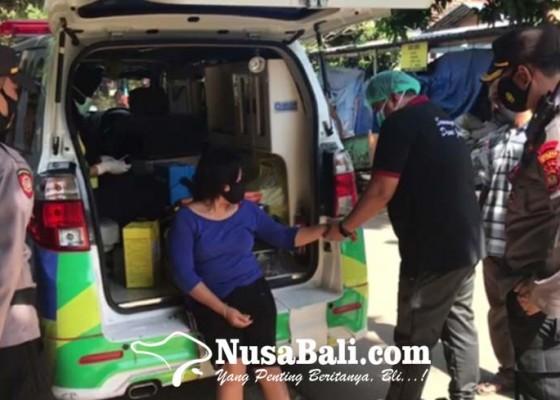 Nusabali.com - vaksinasi-covid-19-keliling-sasar-warga-gilimanuk