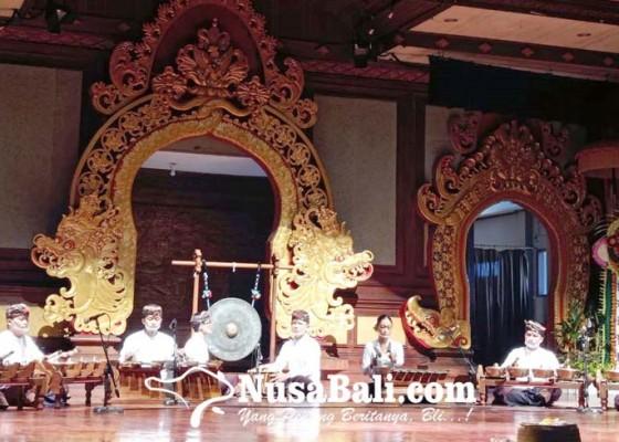 Nusabali.com - merawat-asa-menjaga-kesenian-gong-luang-style-tangkas