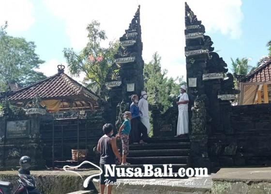 Nusabali.com - giliran-pura-dalem-dan-prajapati-desa-adat-tajen-dibobol-bromocorah