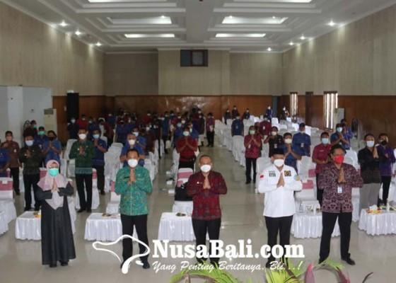 Nusabali.com - pandemi-perbekel-pusing-kelola-apbdes
