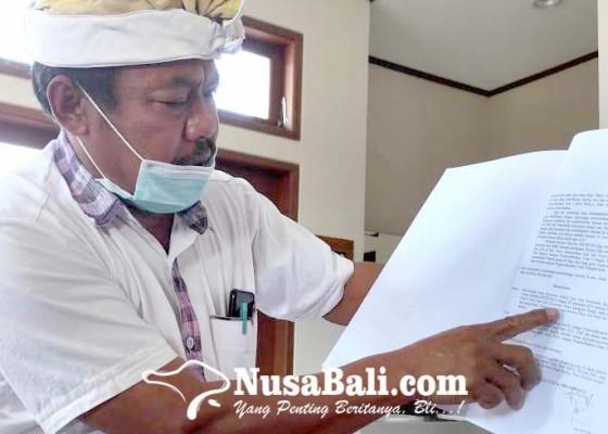 Nusabali.com - mda-akui-ketut-pradnya-sebagai-bendesa-adat-selat