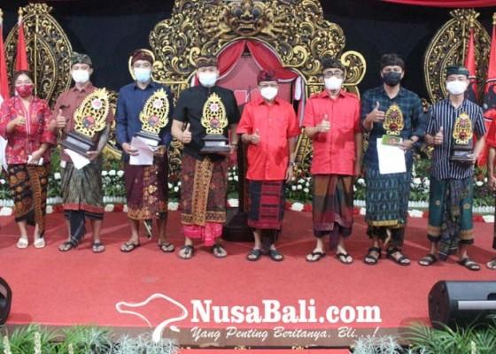 Nusabali.com - bumikan-ajaran-bung-karno-dengan-sentuh-kearifan-lokal