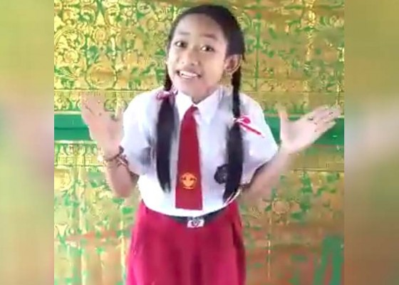 Nusabali.com - siswa-sdn-4-pertima-juara-lomba-bertutur