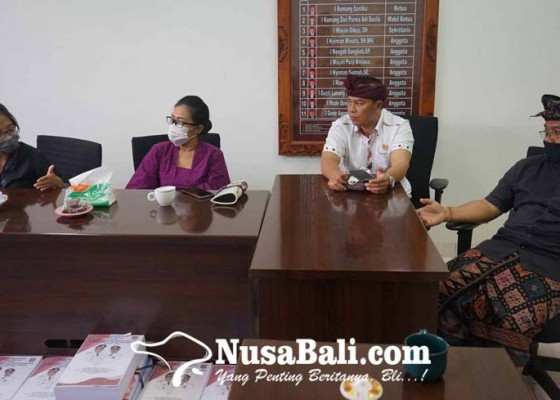 Nusabali.com - kppad-cari-solusi-tangani-gepeng-ke-dewan