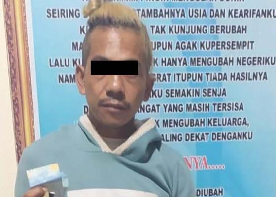 Nusabali.com - pencuri-jeruk-di-kebun-warga-diringkus