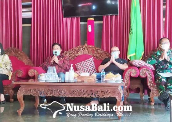 Nusabali.com - ppkm-darurat-pejabat-tidak-hadiri-undangan-masyarakat