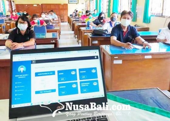 Nusabali.com - smpn-1-singaraja-terapkan-sks-full