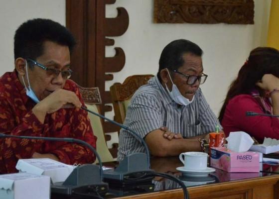 Nusabali.com - ppkm-darurat-seluruh-agenda-dprd-bali-ditunda