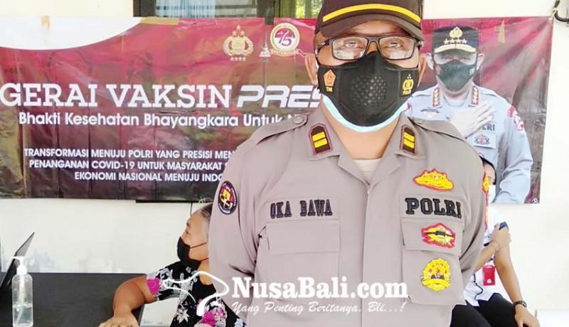 www.nusabali.com-polres-badung-buka-gerai-vaksinasi-presisi