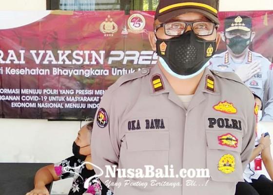 Nusabali.com - polres-badung-buka-gerai-vaksinasi-presisi