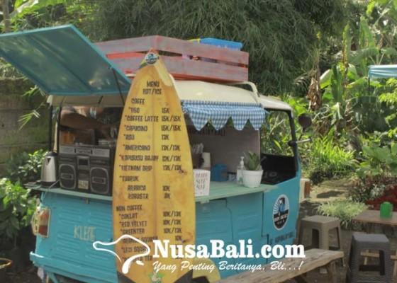 Nusabali.com - kopi-bajay-ide-kreatif-untuk-ngajak-ngopi-warga-klungkung