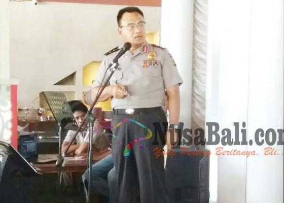 Nusabali.com - polresta-denpasar-rekor-kriminal-tertinggi