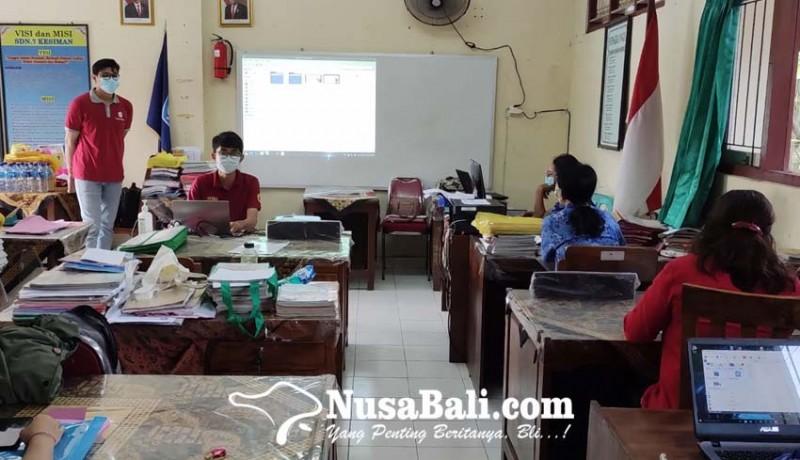 www.nusabali.com-pelatihan-peningkatan-pengajaran-dan-penguasaan-tegnologi-di-sd-negeri-7-kesiman
