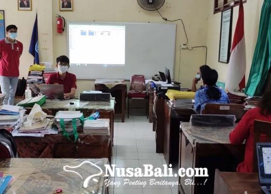 Nusabali.com - pelatihan-peningkatan-pengajaran-dan-penguasaan-tegnologi-di-sd-negeri-7-kesiman