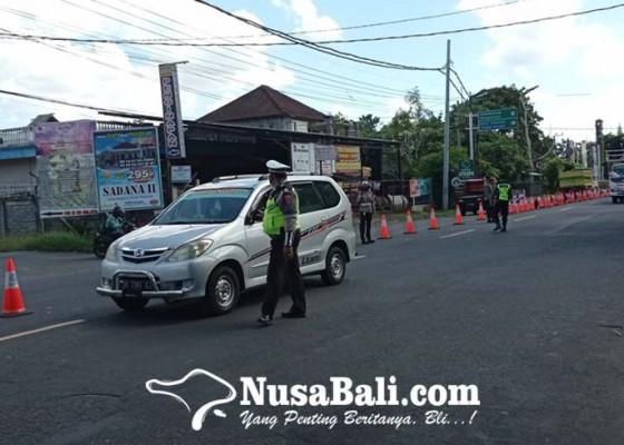 Nusabali.com - asn-di-pemkab-tabanan-terapkan-sistem-piket-saat-ppkm-darurat