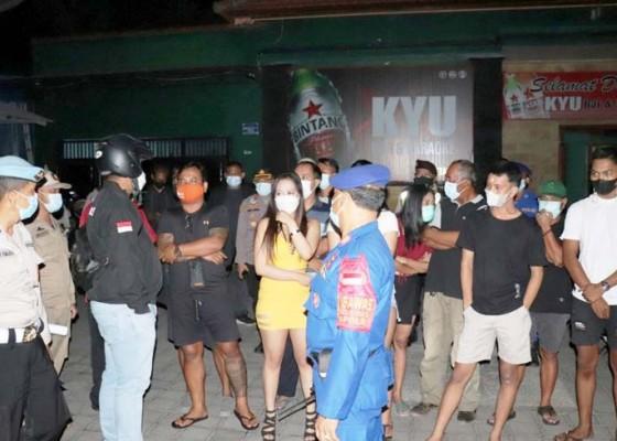 Nusabali.com - kafe-buka-lewat-jam-malam-12-orang-dikenai-sanksi