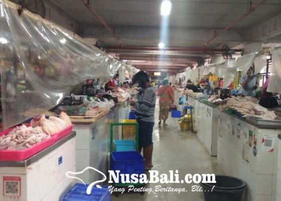 Nusabali.com - ppkm-darurat-harga-daging-ayam-terjun-bebas