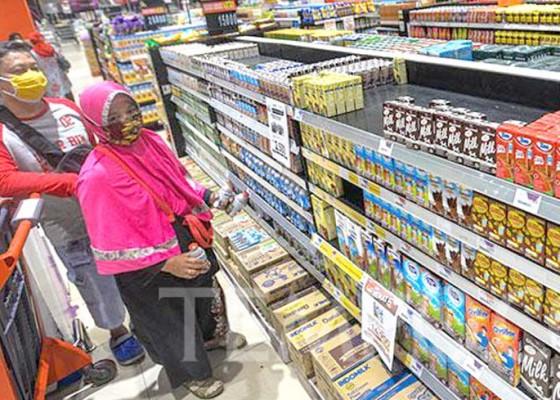 Nusabali.com - optimisme-konsumen-menguat-juni-2021