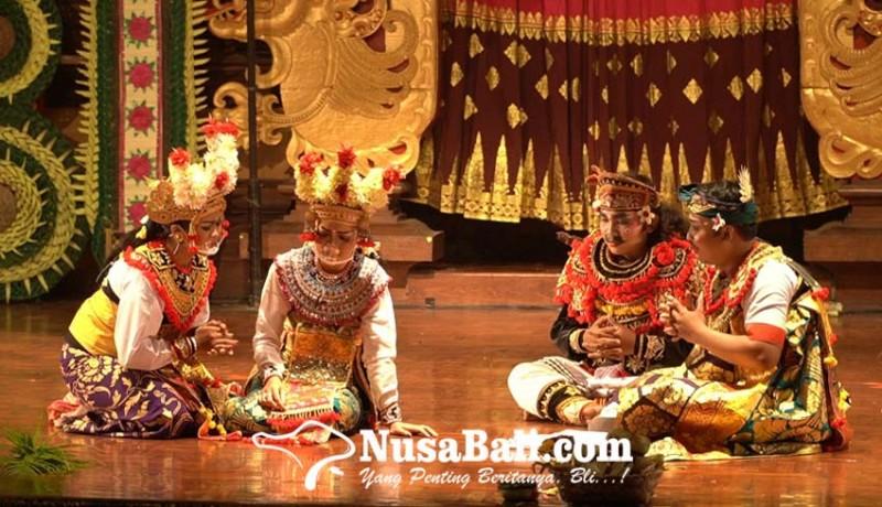 www.nusabali.com-sekaa-arja-yowana-werdhi-banjar-batan-buah-desa-kesiman-petilan-lestarikan-kesenian-arja-klasik
