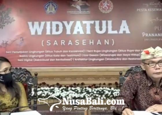 Nusabali.com - sejak-dahulu-sastra-bali-telah-berpihak-kepada-lingkungan-alam