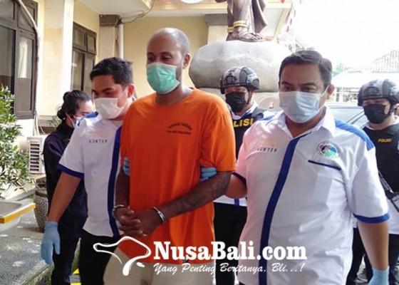 Nusabali.com - gerebek-vila-di-cemagi-amankan-kokain-rp-15m