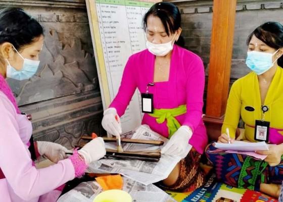 Nusabali.com - konservasi-lontar-berlanjut-pokjar-tatap-muka-ditiadakan