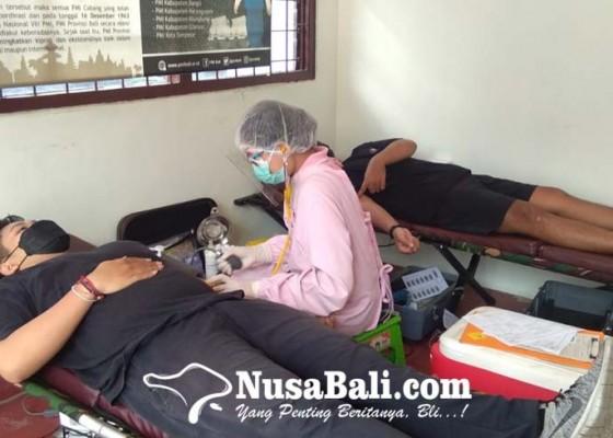 Nusabali.com - stok-darah-belum-mencukupi-pmi-bali-ajak-masyarakat-kembali-donor-darah