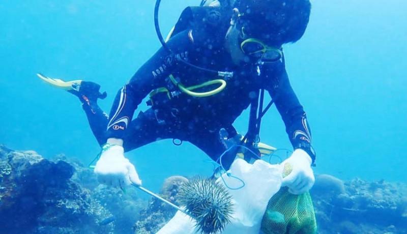 www.nusabali.com-ppkm-darurat-konservasi-penyu-dan-bawah-laut-jalan-terus