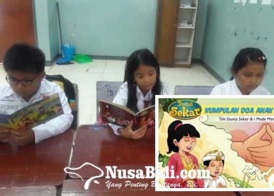 Nusabali.com - buku-kumpulan-doa-anak-hindu-ini-memudahkan-anak-anak-menghafal-doa