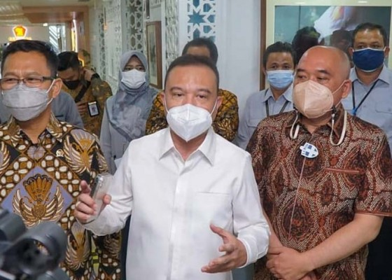 Nusabali.com - sufmi-dasco-dukung-usul-rs-darurat-di-kompleks-parlemen-tapi