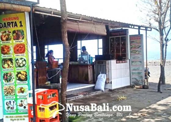 Nusabali.com - kunjungan-kuliner-pantai-lebih-menurun