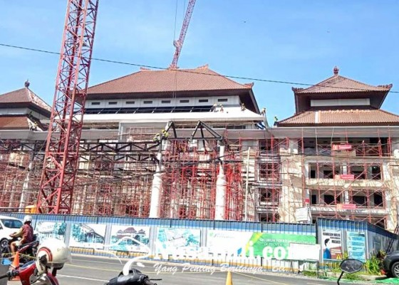 Nusabali.com - pembangunan-pasar-gianyar-target-rampung-november-2021