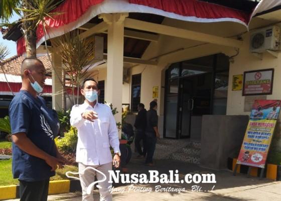 Nusabali.com - anggota-fraksi-gerindra-dprd-buleleng-dipolisikan