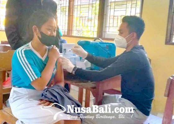 Nusabali.com - belasan-siswa-smp-gagal-vaksin