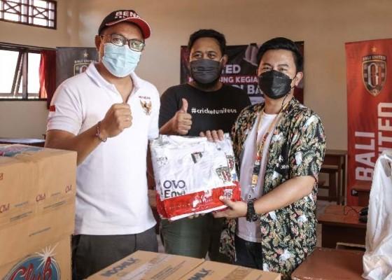 Nusabali.com - bali-united-dukung-vaksinasi-di-tiga-daerah