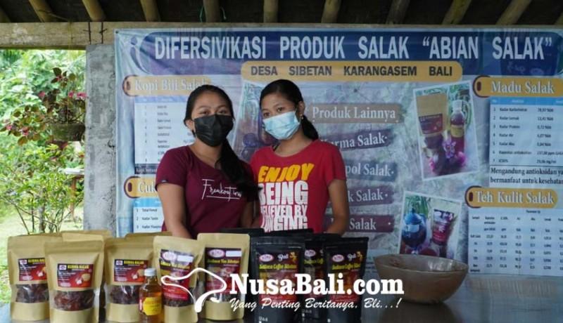 www.nusabali.com-salak-melimpah-agro-abian-salak-sibetan-ciptakan-rebung-salak-dan-olahan-lainnya