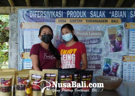 Nusabali.com - salak-melimpah-agro-abian-salak-sibetan-ciptakan-rebung-salak-dan-olahan-lainnya