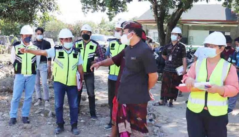 www.nusabali.com-ppkm-darurat-proyek-rth-bung-karno-jalan-terus