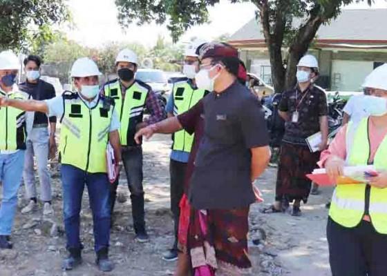 Nusabali.com - ppkm-darurat-proyek-rth-bung-karno-jalan-terus