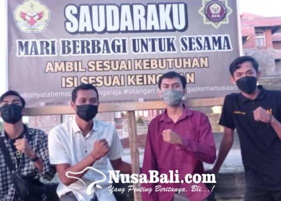 Nusabali.com - asah-kepekaan-sosial-di-masa-pandemi
