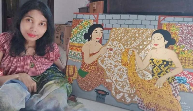 www.nusabali.com-lelang-lukisan-disumbangkan-ke-warga-terdampak-covid-19