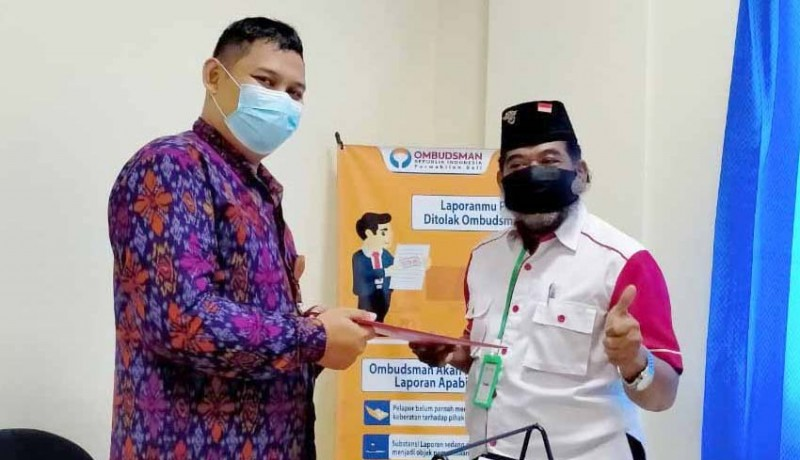 www.nusabali.com-wijaya-layangkan-pengaduan-ke-ombudsman